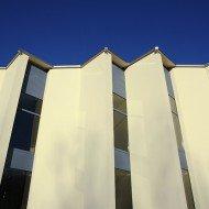 facciata Sud Ovest