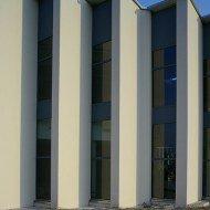 facciata nord ovest