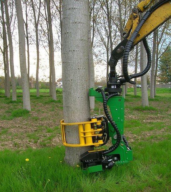 Monchiero accessori macchine forestali for Trincia berti usata